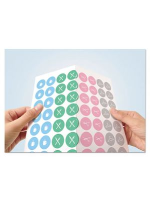 Printable Self-Adhesive Permanent 3/4