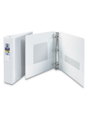 Economy View Binder with Round Rings, 2