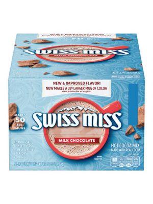 Hot Cocoa Mix, Regular, 0.73 oz Packet, 50/Packets/Carton