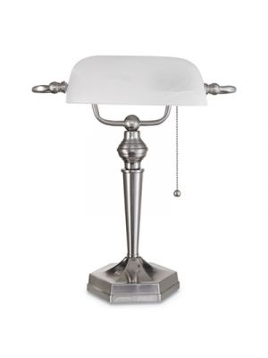 Banker's Lamp, Post Neck, 16