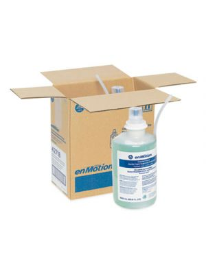 GP enMotion Automated Touchless Soap/Sanitizer Refill, 1800 mL, 2/Carton