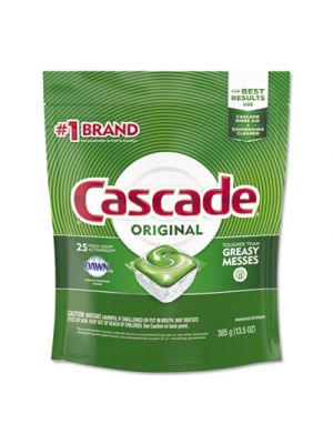 ActionPacs, Fresh Scent, 13.5 oz Bag, 25/Pack, 5 Packs/Carton