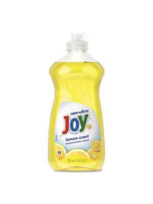 Dishwashing Liquid, Lemon, 12.6 oz Bottle, 12/Carton