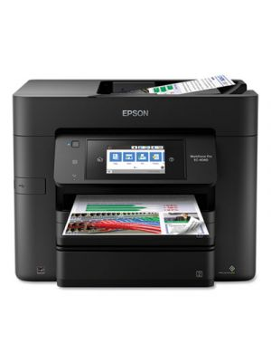 WorkForce® Pro EC-4040 Color Multifunction Printer, Copy/Fax/Print/Scan