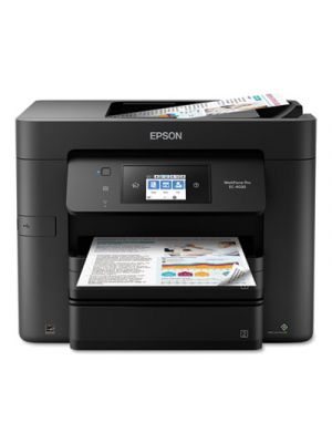 WorkForce® Pro EC-4030 Color Multifunction Printer, Copy/Fax/Print/Scan