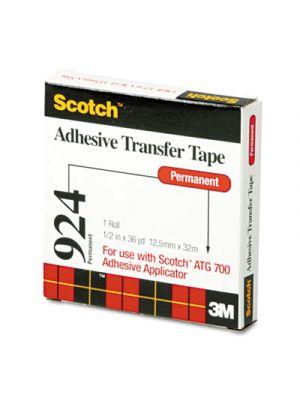 Adhesive Transfer Tape, 1/2