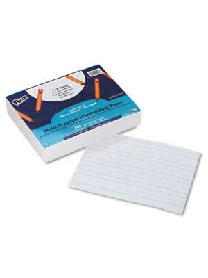 Multi-Program Handwriting Paper, 16 lbs., 8 x 10-1/2, White, 500 Sheets/Pack