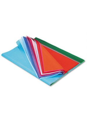Spectra Art Tissue, 10 lbs., 20 x 30, 20 Assorted Colors, 100 Sheets/Pack