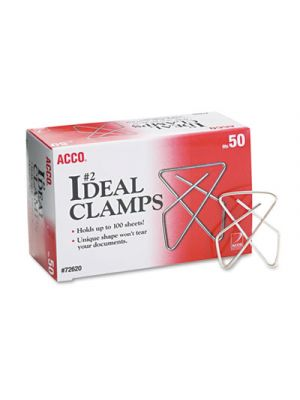 Ideal Clamps, Metal Wire, Small, 1 1/2