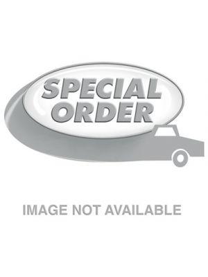 8700 Series Trapezoid Activity Table, 48w x 30d x 30h, Walnut/Chrome