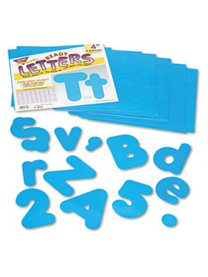 Ready Letters Casual Combo Set, Blue, 4