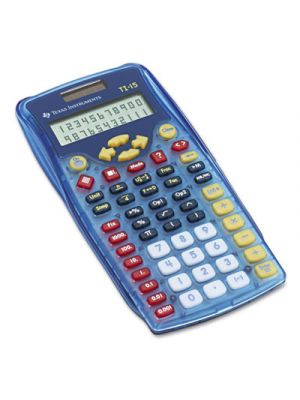 TI-15 Explorer Elementary Calculator