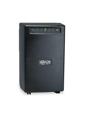 SMART750 SmartPro Tower UPS System, 6 Outlets, 750 VA, 510 J