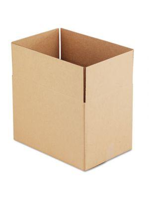 Brown Corrugated - Fixed-Depth Shipping Boxes, 18l x 12w x 12h, 25/Bundle