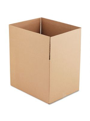 Brown Corrugated - Fixed-Depth Shipping Boxes, 24l x 18w x 18h, 10/Bundle