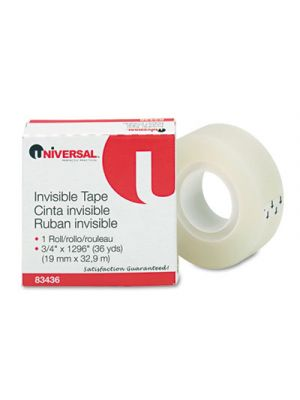 Invisible Tape, 3/4