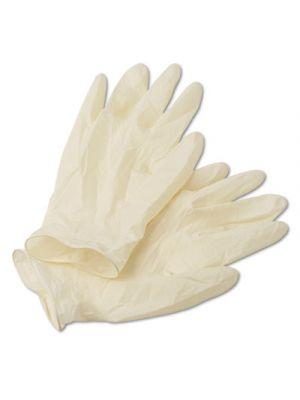 XT Premium Latex Disposable Gloves, Powder-Free, X-Large, 100/Box