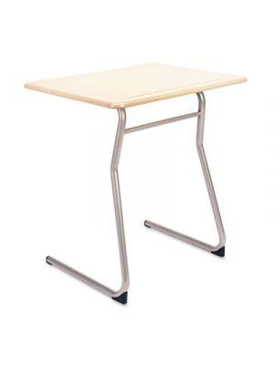 Sigma Desk, 26w x 20d x 30h, Fusion Maple Top, 2/Carton