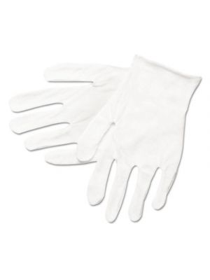 Cotton Inspector Gloves, Men's, Reversible