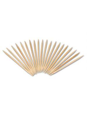 Round Wood Toothpicks, 2 1/2