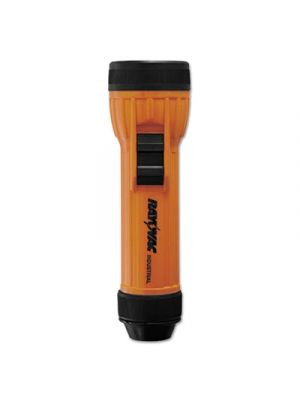 2D Safety Flashlight, Orange/Black