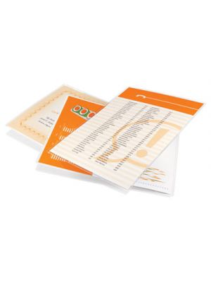 Economy Thermal Laminating Pouches, 3 mil, 11 1/2 x 9, 200/Box