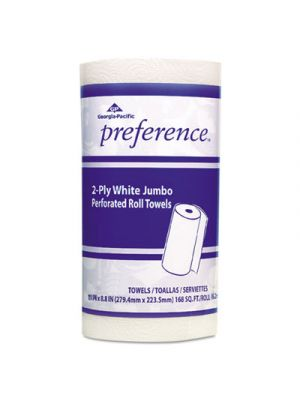 Preference Roll Towel, Perforated, 9