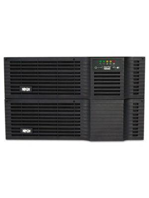 SMART5000RT3 SmartPro 3U Rack/Tower UPS System, 14 Outlets, 5000 VA, 1020 J