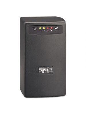 SMART550USBT Smart USB UPS System, 6 Outlets, 550 VA, 480 J