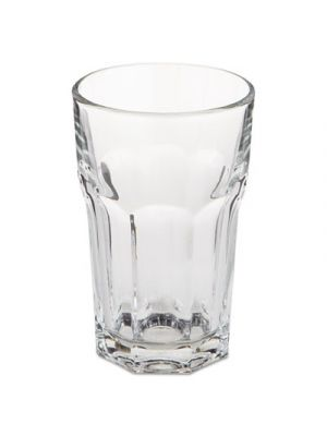 Gibraltar Glass Tumblers, Beverage, 10 oz, 4 3/4