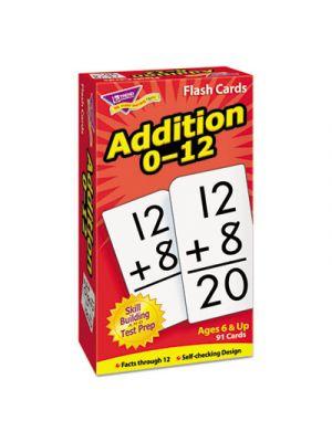 Skill Drill Flash Cards, 3 x 6, Addition