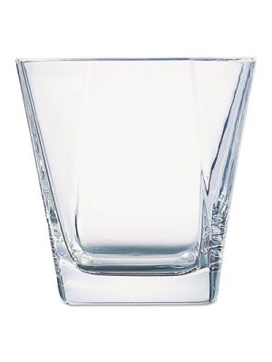 Cozumel Beverage Glasses, 9oz, Clear, 6/Box