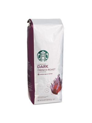 Whole Bean Coffee, French Roast, 1 lb Bag