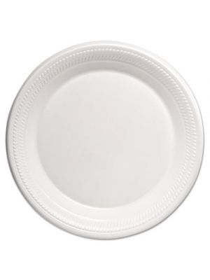 Center Piece Laminated Foam Dinnerware, Plate, 10 1/4
