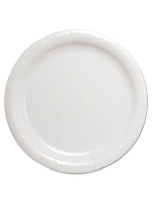 Bare Eco-Forward Clay-Coated Paper Dinnerware, Plate, 9