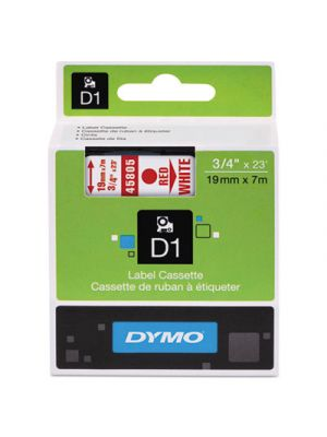 D1 High-Performance Polyester Removable Label Tape, 3/4