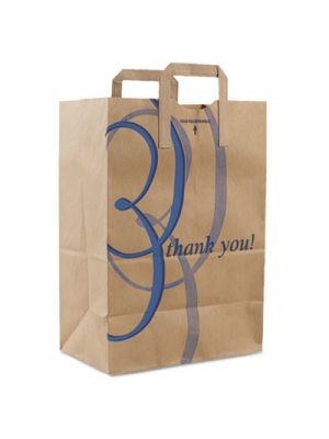 Stock Thank You Handle Bags, 12
