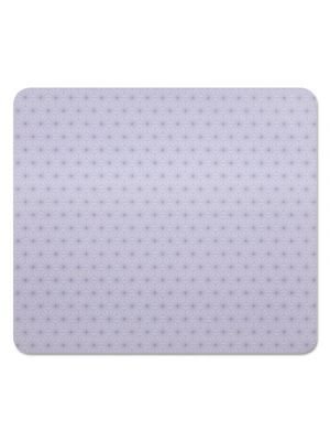 Precise Mouse Pad, Nonskid Back, 9 x 8, Gray/Frostbyte