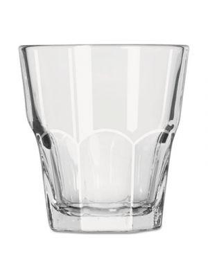 Gibraltar Rocks Glasses, 5.50 oz, Clear, 36/Carton