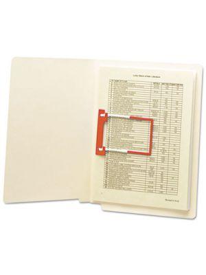 U-Clip Bonded File Fasteners; 2