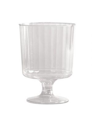 Classic Crystal Stemware, 8 oz, Cold, Clear, Pedestal Wine Glass, 240/Carton