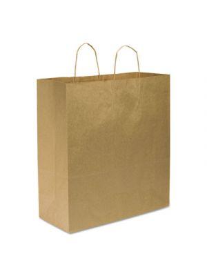 #70 Paper Shopping Bag, 70lb Kraft, Heavy-Duty 18 x 7 x 18 3/4, 200 bags