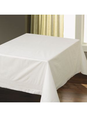 Tissue/Poly Tablecovers, Square, 82