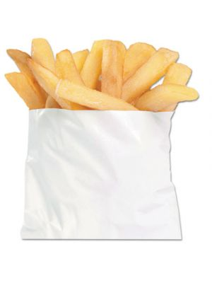French Fry Bags, 4 1/2
