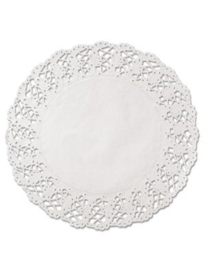 Kenmore Lace Doilies, Round, 18