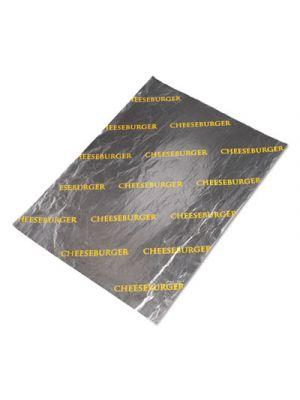 Honeycomb Insulated Cheeseburger Wrap, 10 1/2 x 14, 500/Pack, 4 Packs/Carton
