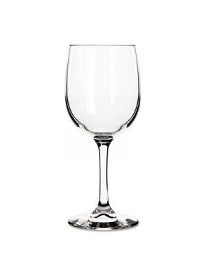 Bristol Valley Wine Glasses, White Wine, 8 1/2 oz, Clear, 24/Carton