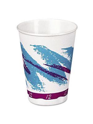 Jazz Trophy Plus Dual Temperature Cups, 12 oz, Hot/Cold
