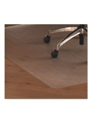 Cleartex Ultimat Polycarbonate Chair Mat for Hard Floors, 35 x 47, Clear