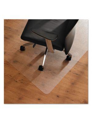 Cleartex Unomat Anti-Slip Chair Mat for Hard Floors & Flat Pile Carpets, 35 x 47